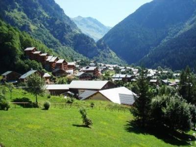 Location au ski Appartement duplex 3 pièces cabine 6 personnes (41-44) - Les Hauts De Planchamp - Champagny-en-Vanoise - Extérieur été