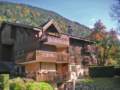 Rent in ski resort 3 room apartment 6 people (5) - Les Huskies - Les Contamines-Montjoie - Summer outside