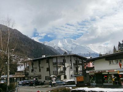 Urlaub in den Bergen 3-Zimmer-Appartment für 4 Personen (5) - Les Jardins Alpins - Saint Gervais - Unterkunft