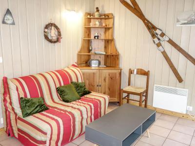 Urlaub in den Bergen 2-Zimmer-Appartment für 4 Personen (1) - Les Jardins Alpins - Saint Gervais