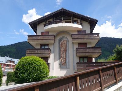 Urlaub in den Bergen Les Jardins Alpins - Saint Gervais