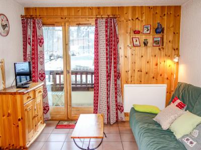Urlaub in den Bergen 2-Zimmer-Appartment für 4 Personen (2) - Les Jardins Alpins - Saint Gervais