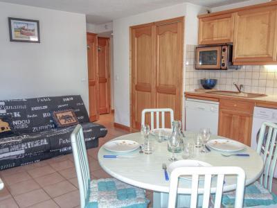 Urlaub in den Bergen 2-Zimmer-Appartment für 4 Personen (4) - Les Jardins Alpins - Saint Gervais