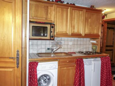 Urlaub in den Bergen 2-Zimmer-Appartment für 4 Personen (9) - Les Jardins Alpins - Saint Gervais