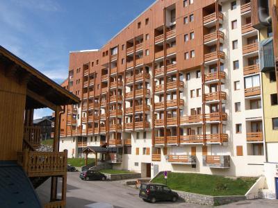 Rent in ski resort Les Lauzières - Val Thorens - Summer outside