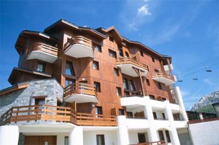Location au ski Les Lodges Des Alpages - La Plagne - Extérieur été