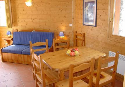 Vacances en montagne Les Lodges des Alpages - La Plagne - Séjour