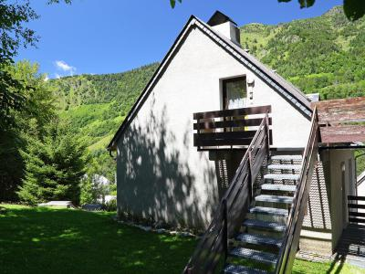 Holiday in mountain resort 2 room apartment 4 people (1) - Les Marmottes - Barèges/La Mongie - Summer outside