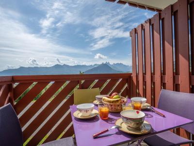 Аренда на лыжном курорте Апартаменты 2 комнат 4 чел. (8) - Les Mousquetons - La Toussuire - летом под открытым небом