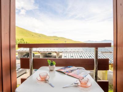 Аренда на лыжном курорте Апартаменты 2 комнат 4 чел. (19) - Les Mousquetons - La Toussuire - летом под открытым небом