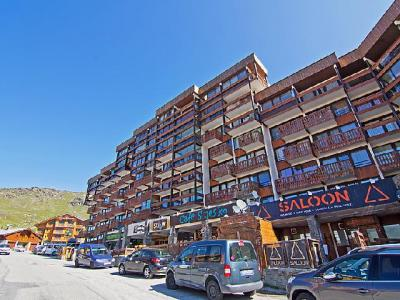 Rent in ski resort 1 room apartment 4 people (1) - Les Névés - Val Thorens - Summer outside