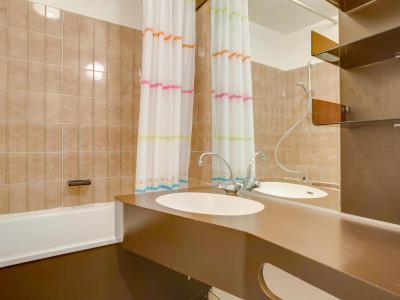 Holiday in mountain resort 2 room apartment 4 people (3) - Les Origanes - Les Menuires - Accommodation
