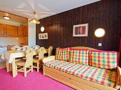 Holiday in mountain resort 3 room apartment 6 people (2) - Les Origanes - Les Menuires - Accommodation