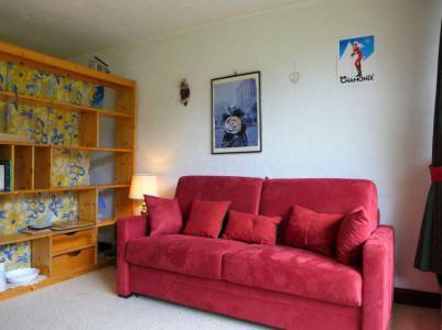 Rent in ski resort 1 room apartment 4 people (1) - Les Pècles - Chamonix - Summer outside