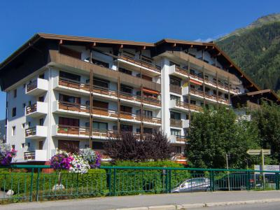 Rent in ski resort 1 room apartment 2 people (1) - Les Périades - Chamonix - Summer outside