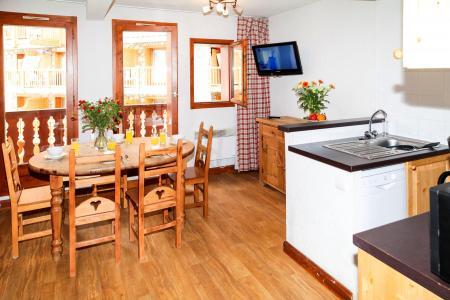Summer accommodation Les Résidences du Val Claret