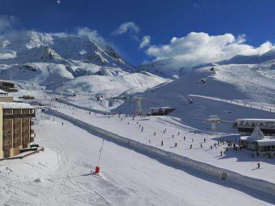 Holiday in mountain resort Studio cabin 4 people (12H) - Les Temples du Soleil Cuzco - Val Thorens