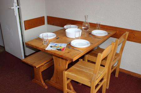 Holiday in mountain resort Studio cabin 4 people (19K) - Les Temples du Soleil Cuzco - Val Thorens