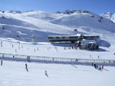 Holiday in mountain resort 2 room apartment 4 people (408) - Les Temples du Soleil Machu - Val Thorens
