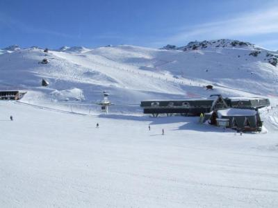 Holiday in mountain resort Les Temples du Soleil Machu - Val Thorens