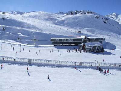 Holiday in mountain resort 2 room apartment 4 people (505) - Les Temples du Soleil Machu - Val Thorens