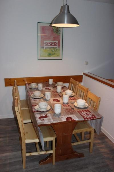 Holiday in mountain resort 3 room apartment 6 people (3E) - Les Temples du Soleil Nazca - Val Thorens