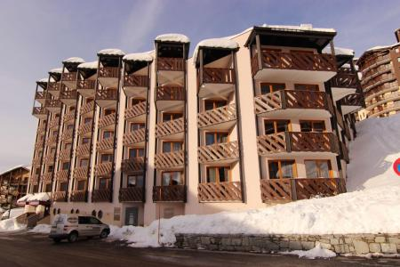 Holiday in mountain resort Les Temples du Soleil Tikal - Val Thorens