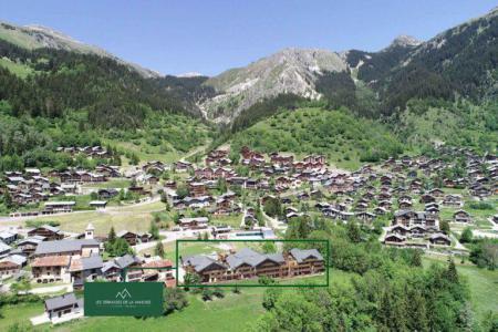 Summer accommodation Les Terrasses de la Vanoise
