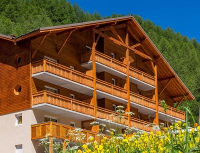 Summer accommodation Les Terrasses de Labrau