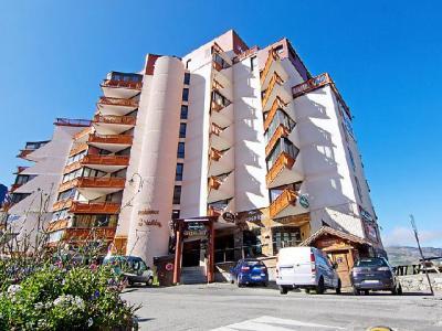 Rent in ski resort 1 room apartment 4 people (1) - Les Trois Vallées - Val Thorens - Summer outside