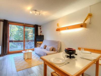 Rent in ski resort 1 room apartment 4 people (28) - Lunik Orion - Le Corbier - Summer outside