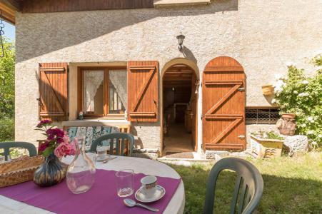 Location au ski Studio 4 personnes - Maison de Briancon - Serre Chevalier - Extérieur été