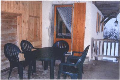 Rental Le Grand Bornand : Maison de l'Envers summer