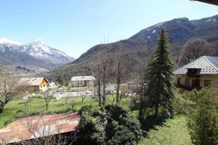 Location Pelvoux : Maison en Pierre hiver