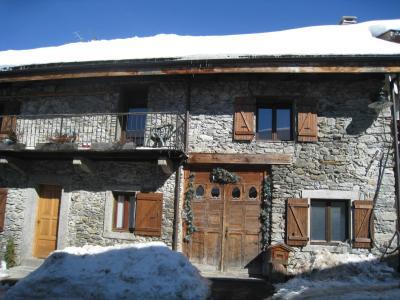 Vacances en montagne Maison la Ferme A Roger - Chamonix