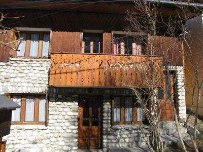 Rent in ski resort Maison les Galets - Pralognan-la-Vanoise - Summer outside