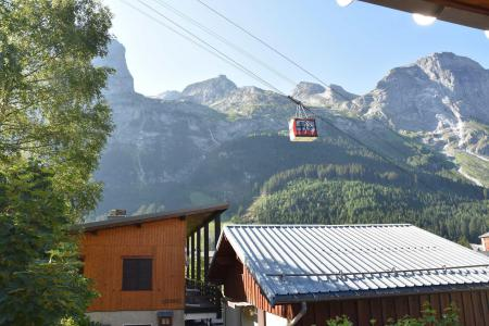 Rent in ski resort 4 room apartment 7 people - Maison les Galets - Pralognan-la-Vanoise - Summer outside