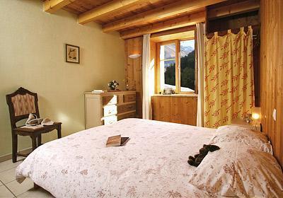 Summer accommodation Maison Montagnarde Les Copains