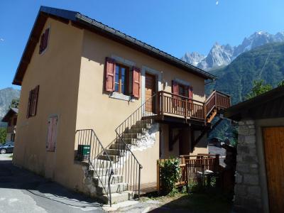 Vacances en montagne Maison Opale - Chamonix