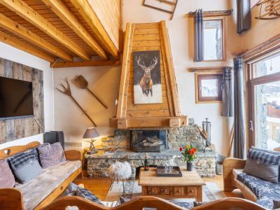 Wakacje w górach Domek górski 5 pokojowy 8 osób (1) - Marilyn - Tignes