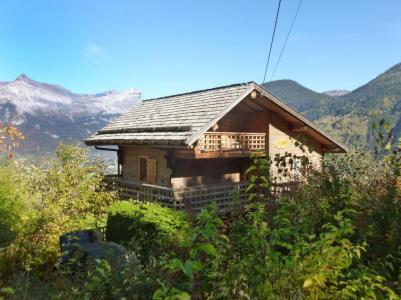 Rent in ski resort 5 room chalet 6 people (1) - Mille Bulle - Saint Gervais - Summer outside