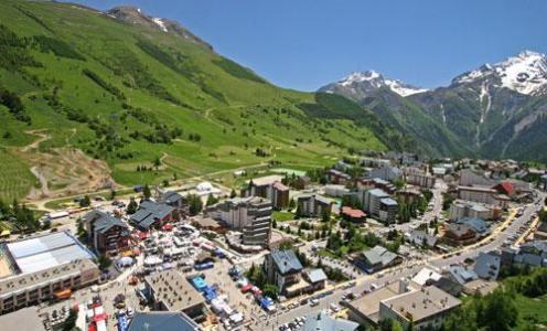 Location au ski Multi Residences 1650 - Diable - Les 2 Alpes - Extérieur été