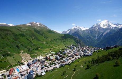 Location au ski Multi Residences 1650 - Mi-Alpes - Les 2 Alpes - Extérieur été