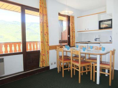 Rent in ski resort 2 room apartment 6 people (1) - Nécou - Les Menuires - Summer outside
