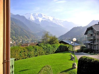 Rent in ski resort Parc du Mont Joly - Saint Gervais - Summer outside