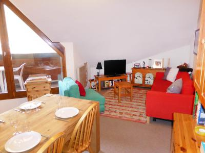 Rent in ski resort 3 room apartment 6 people (20) - Pierres Blanches F et H - Les Contamines-Montjoie - Summer outside