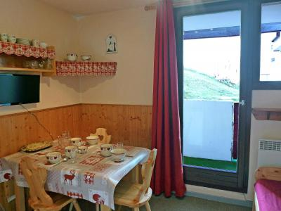 Holiday in mountain resort 1 room apartment 4 people (7) - Plein Soleil - Tignes - Accommodation