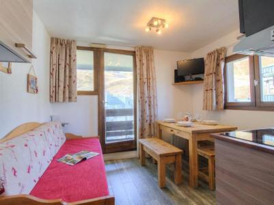 Holiday in mountain resort 1 room apartment 4 people (9) - Plein Soleil - Tignes - Summer outside