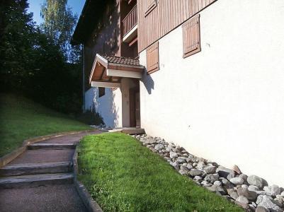 Rent in ski resort Pointe des Aravis - Saint Gervais - Summer outside