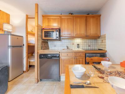 Urlaub in den Bergen 2-Zimmer-Appartment für 4 Personen (5) - Pointe des Aravis - Saint Gervais